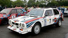 課長睪耕作: 1/18 Lancia Delta S4 兩台 1986 [AUTOart]