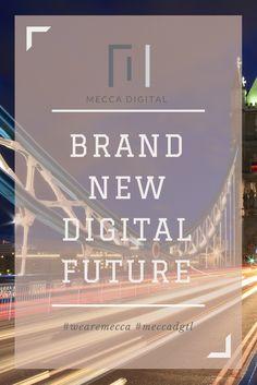 Join your brand new digital future!  Learn more @ www.mecca.gr  #wearemecca #meccadgtl
