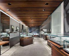 David Yurman Townhouse, New York Design Gabellini Sheppard Associates