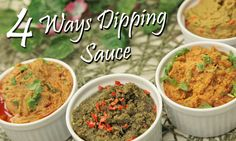 Soccer season is under way, and how better to enjoy the matches with your soccer kakis than having some delicious snacks while cheering foryour favorite team?Well, you're in luck, our home cook, Susan Chia is here to share with you her healthy homemade dipping sauces that'll upgradeyour game-day grub! Susan has been generous enough to […]