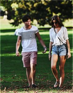 Louis And Eleanor. I love them and especially her style