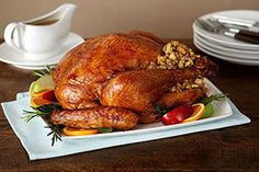 Roast Turkey with Sausage Stuffing Cooking Video - Kraft Recipes Easy Stove Top Stuffing Recipe, Stuffing Recipes, Turkey Recipes, Sausage Stuffing, Turkey Stuffing, Stuffing Mix, Turkey Sausage, Kraft Recipes, Kraft Foods