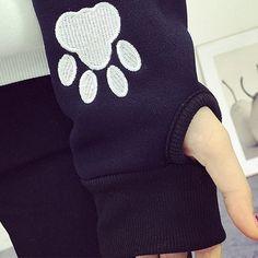 Blusa de Frio em Moletom Happy Panda