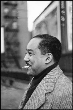 PRESS THE VISIT BUTTON For more information on the late great poet and writer Langston Hughes