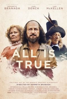 Directed by Kenneth Branagh. With Kenneth Branagh, Judi Dench, Ian McKellen, Nonso Anozie. A look at the final days in the life of renowned playwright William Shakespeare. Movies 2019, Hd Movies, Movies To Watch, Movies Online, Movies And Tv Shows, Ian Mckellen, William Shakespeare, Pikachu, Pokemon
