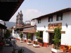 Valle de Bravo, nombrado Pueblo Mágico de México en 2005