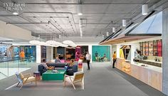 No Dead Zones: Studio O+A's Giant Office for Cisco | Projects | Interior Design