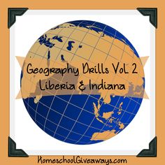 FREE Geography Drills. What countries border Liberia? Which county in Indiana borders both Illinois and Kentucky? Find the answers to these and 58 other geography questions in these two fun geography packs.
