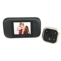 (46.40$)  Watch here - http://aidud.worlditems.win/all/product.php?id=32803335059 - BLACK 3.2'' Peephole Viewer camera 720P PIR Auto Door Camera Monitor Photo Video Recorder TFT Home Anti Flicker video Doorbell