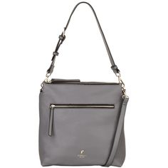Fiorelli Elliot Casual Satchel , City Grey ($72) ❤ liked on Polyvore featuring bags, handbags, city grey, grey satchel handbag, vegan purses, faux leather handbags, gray purse and gray satchel handbag