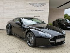 Aston martin, you cannot go wrong with the most bueatiful cars in the world.