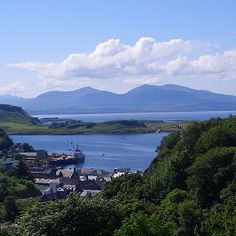 Oban, Scotland's Western Coast