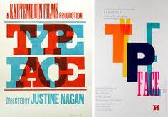 Film posters designed by Nick Sherman and Dennis Ichiyama