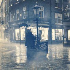 Proud of this pic, rainy York :)
