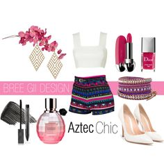 """""""Aztec Chic"""" by breegii on Polyvore"""