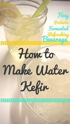 Complete instructions with a great first recipe to get you started. This guide will help you get started making water kefir. History and lingo are included, in how to make water kefir soda. | http://homesteadwishing.com/how-to-make-water-kefir-soda/ | Homestead Wishing, Author Kristi Wheeler | water-kefir, fermented-beverages, fermented-carbonated-drinks