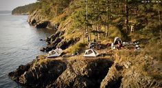 San Juan Islands in Washington | 20 Places To Go Camping Before You Die