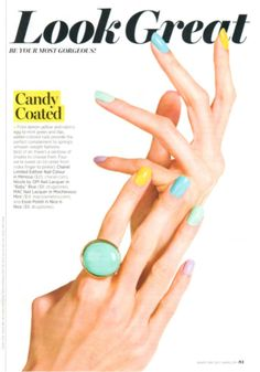 candy nails