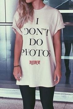 SORRY I don't Do Photos Justin Bieber Purpose Tour merch. I need this when I get the money. Lol.