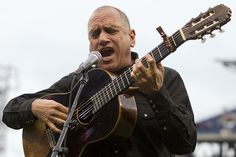 Israeli Musician David Broza on Why We Should Choose Music Over Politics - Speakeasy - WSJ