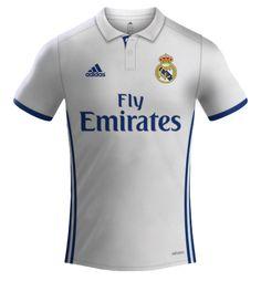 REAL MADRID ADIDAS 2016/2017 | LK Camisas