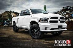 "2014 Dodge RAM 1500 Lifted Truck Custom a.a ""Hurricane"" Check out the video Lowered Trucks, Ram Trucks, Dodge Trucks, Diesel Trucks, Lifted Trucks, Cool Trucks, Pickup Trucks, Lifted Chevy, Lifted Ram"