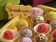 Çikolatalı Truff Resimli Tarifi - Yemek Tarifleri