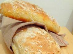 Recette d'un pain magique :La baguette sans pétrissage