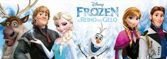 """Frozen - O Reino do Gelo - Toys """"R"""" Us"""