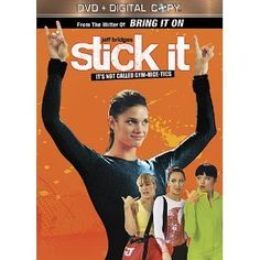 Stick It (DVD)  http://www.picter.org/?p=B002CLBJVE