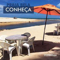 Localizada a 48 km de João Pessoa, Praia Bela é um ótimo lugar para aproveitar o litoral. Um de seus atrativos são os maceiós (encontro do rio com o mar), que passa paralelo à praia.   Nossa pousada está localizada nessa bela praia. Venha nos conhecer.  (83) 9 9992 – 3879 (Tim) (83) 9 9307 – 6565 (Claro)  #PousadaAconchego #FicaADica #PraiaBela #LitoralSul #Conheça