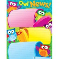 Owl News Owl-Stars! WANT!