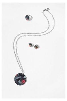 Collier, boucles d'oreilles et bague Same | Desigual.com
