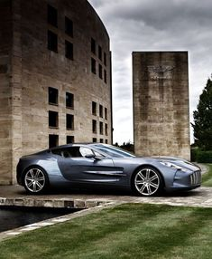 We've waited a long time to get behind the #wheel of the #AstonMartin #One-77, but it's every bit as special as we'd hoped