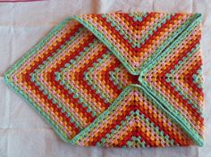 Transcendent Crochet a Solid Granny Square Ideas. Inconceivable Crochet a Solid Granny Square Ideas. Granny Square Crochet Pattern, Crochet Squares, Crochet Granny, Crochet Patterns, Granny Squares, Large Granny, Crochet Ideas, Crochet Pillow Pattern, Pillow Patterns