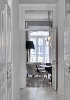 CJC Commercial Interiors | FASHION SHOWROOM | Lisbon | by Cristina Jorge de Carvalho Interior Design
