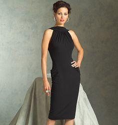 V2899 | Misses' Dress | Guy Laroche | Vogue Patterns (Sz 4-8). (##SEARCHPatterns)