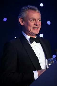 He makes me weak in the knees!  Martin Clunes everyone.