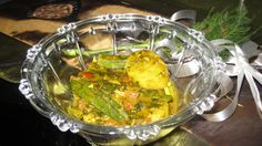 Relish the flavor of Okra in green masala..a dish you will find in every Sindhi home...this tastes best when it is very spicy....recipe in my book #SindhiCuisine