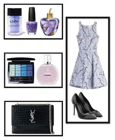 """Fashion Gallery"" by scarcia-valentina ❤ liked on Polyvore featuring Mary Katrantzou, Giuseppe Zanotti, Yves Saint Laurent, Christian Dior, Lolita Lempicka, NYX, Chanel and ChannelByValentinaScarcia"