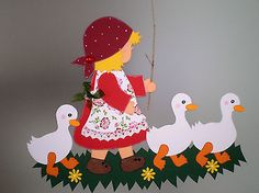 Summer Decoration, Board Decoration, Class Decoration, Rope Crafts, Diy Crafts, Farm Animals Preschool, Crafts For Kids, Arts And Crafts, Christmas Cards