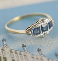 I'm Scared of Committing...to a Wedding Ring