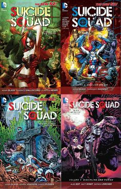 Harley Quinn, Deadshot, King Shark and others are a team of death-row Super-Villains recruited by the government to take on missions so dangerous - they're sheer suicide.
