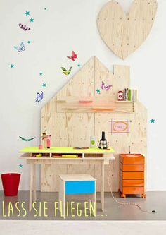 Wall sticker for u and your kids. perfect on every wall or glas or wood or even in the bathroom. you can also take it off easily..just order per mail: udidinteriordesign@web.de for only 12.95€