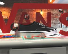 Did a design for Vans classic Maxon Cinema 4d, Vans Classic, 3d Design, New Work, Behance, Gallery, Check, Creative