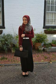 hijabi fashion hani hulu