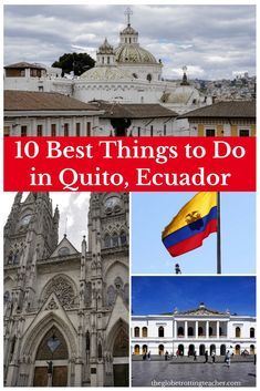 Do all your research for the best things to do in quito Ecuador. Plus, find info on where to stay, how to stay safe in quito & what to pack for Ecuador! #Ecuador #travel #SouthAmerica #Quito