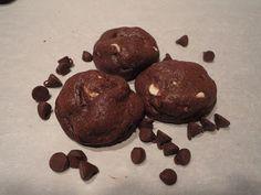 Domesticated Duchess: Triple Chocolate Cookies