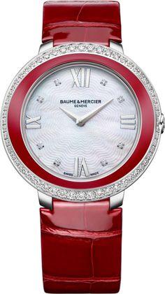Baume et Mercier Watch Promesse Limited Edition #add-content #bezel-diamond #bracelet-strap-alligator #brand-baume-et-mercier #case-depth-8-16mm #case-material-steel #case-width-34-4mm #delivery-timescale-call-us #dial-colour-white #gender-ladies #limited-edition-yes #luxury #movement-quartz-battery #official-stockist-for-baume-et-mercier-watches #packaging-baume-et-mercier-watch-packaging #style-dress #subcat-promesse #supplier-model-no-m0a10200…