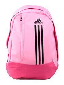 Adidas Ess 3 Stripe School Backpack Hồng Nhạt - Balo thể thao - Adidas